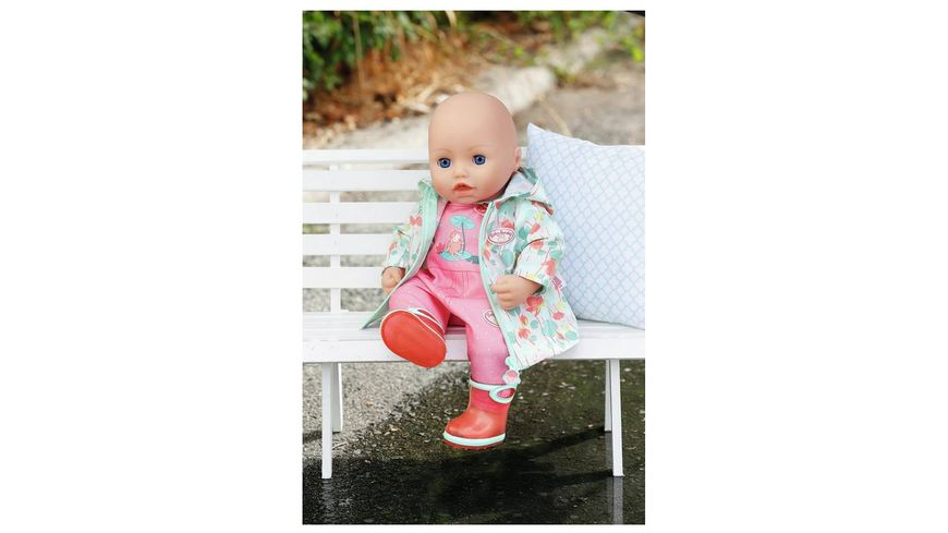 Zapf Creation Baby Annabell Deluxe Regenset