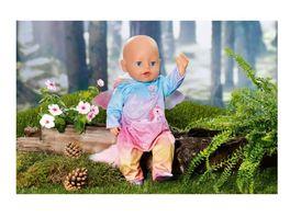 Zapf Creation Baby born Kuschelanzug Einhorn 43 cm