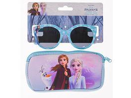 Mercopol Frozen II Sonnenbrille mit Etui