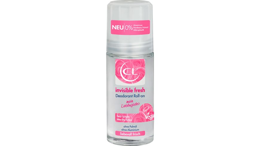 CL Invisible Fresh Deodorant Roll on