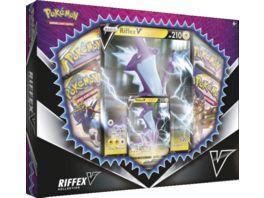 Pokemon Sammelkartenspiel Kollektion Riffex V