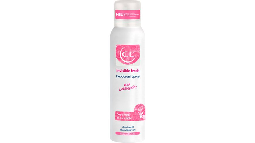CL Invisible Fresh Deo Spray