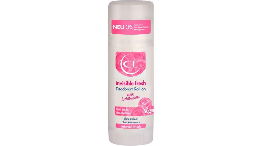 CL Invisible Fresh Deodorant Stick
