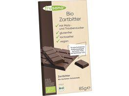 frusano Bio Zartbitterschokolade