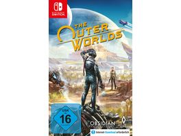 The Outer Worlds Code in a Box