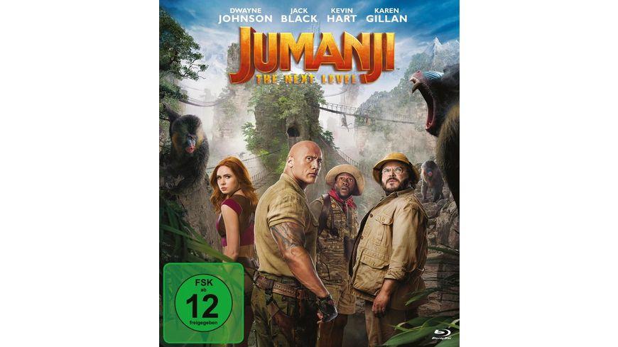 Jumanji The Next Level
