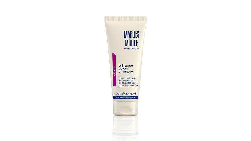 Marlies Moeller Brilliance Colour Shampoo