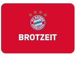 FC BAYERN MUeNCHEN SMU Fruehstuecksbrettchen Brotzeit