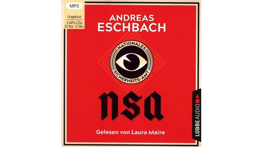 NSA Nationales Sicherheits Amt