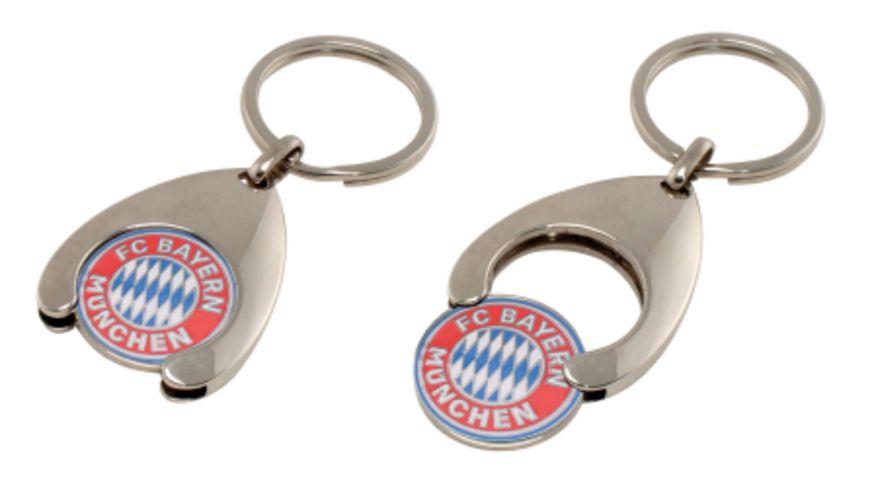 FC BAYERN MÜNCHEN SMU Schlüsselanhänger Chip