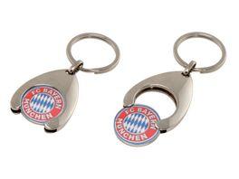 FC BAYERN MUeNCHEN SMU Schluesselanhaenger Chip