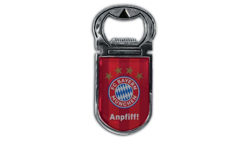 FC BAYERN MÜNCHEN SMU Magnetflaschenöffner Anpfiff!