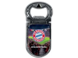 FC BAYERN MUeNCHEN SMU Magnetflaschenoeffner Spieleroeffnung
