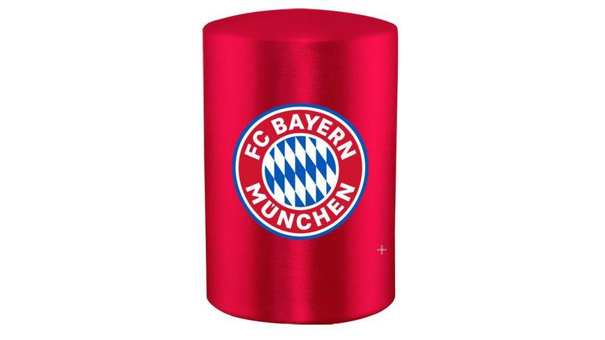 FC BAYERN MÜNCHEN SMU Flaschenöffner Push Logo
