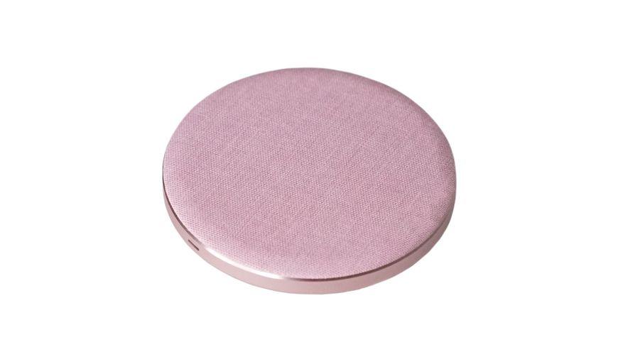 Ladegeraet Lotta Power Wireless Pad Single Qi zertifiziert Rose Smartphones Tablets
