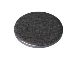 Ladegeraet Lotta Power Wireless Pad Single Qi zertifiziert Space Grey Smartphones Tablets