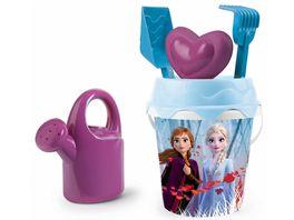 Smoby Frozen II Sandspielzeug Eimergarnitur