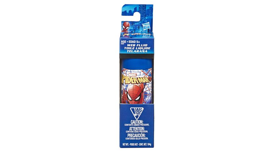 Hasbro Marvel Spider Man Web Fluid Nachfuelldose