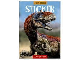 Coppenrath Verlag T Rex World Sticker
