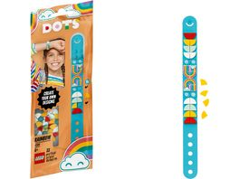LEGO DOTS 41900 Regenbogen Armband