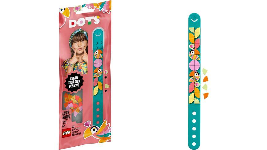 LEGO DOTS 41912 Flamingo Armband