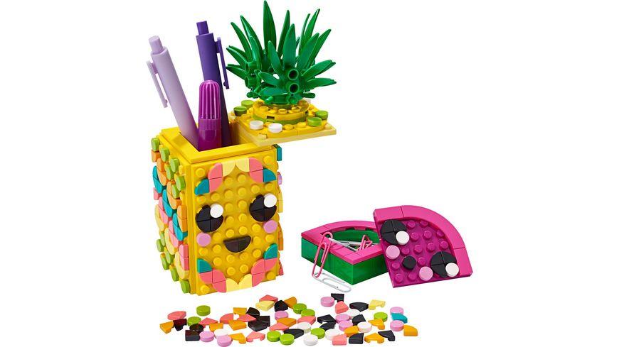 LEGO DOTS 41906 Ananas Stiftehalter