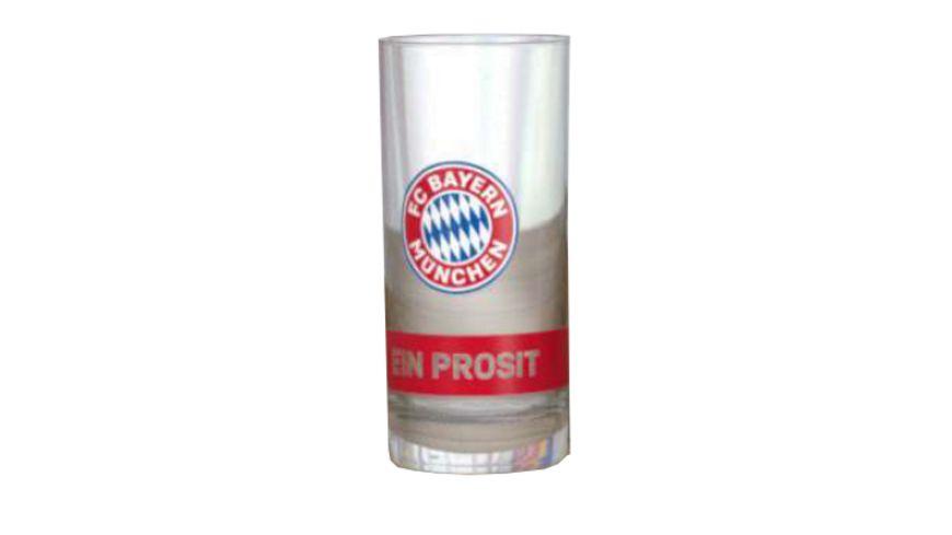 FC BAYERN MÜNCHEN SMU Schnapsglas Ein Prosit
