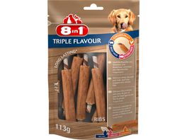 8in1 TRIPLE FLAVOUR ribs 113g