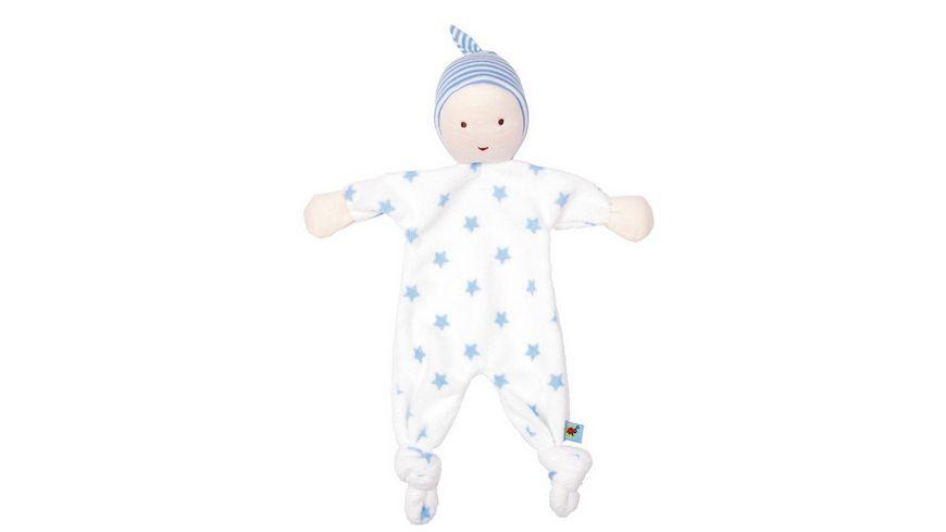 Die Spiegelburg - Schmusetuch blau BabyGlück