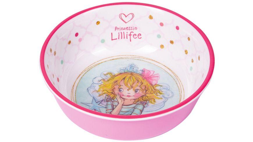 Die Spiegelburg Melamin Schale Prinzessin Lillifee