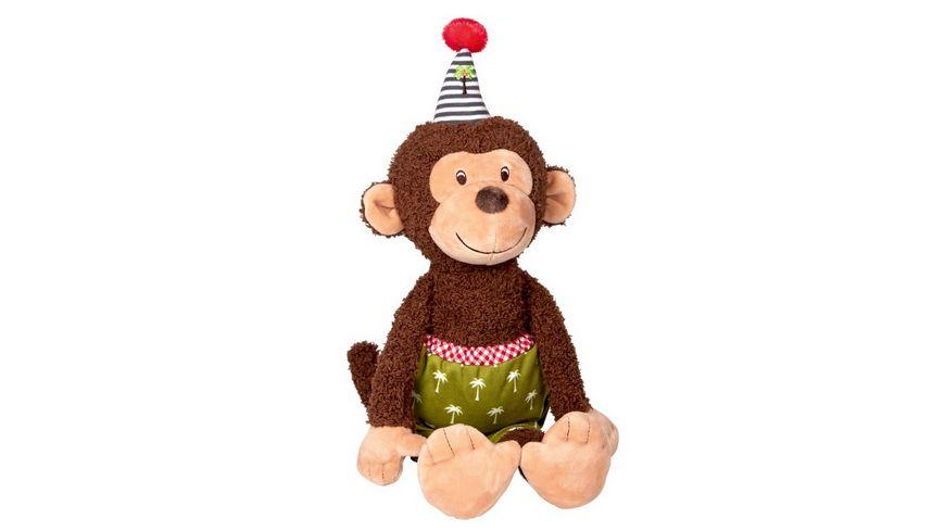Die Spiegelburg - Plüsch Affe, 35 cm BabyGlück