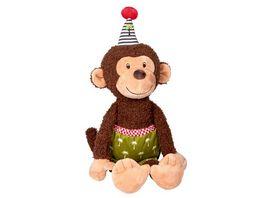 Die Spiegelburg Pluesch Affe 35 cm BabyGlueck