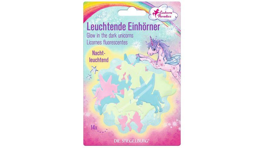 Die Spiegelburg Leuchtende Einhoerner Prinzessin Lillifee