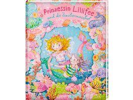 Coppenrath Verlag Prinzessin Lillifee und die Zaubermuschel Prinzessin Lillifee