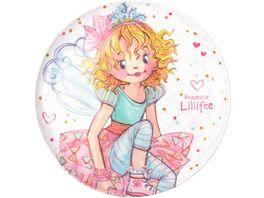Die Spiegelburg Melamin Teller Prinzessin Lillifee