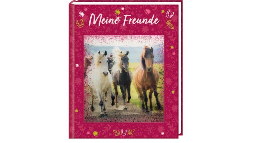 Die Spiegelburg Freundebuch Pferdefreunde