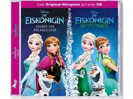 Disney Die Eiskoenigin Party Fieber Zauber der Polarlichter
