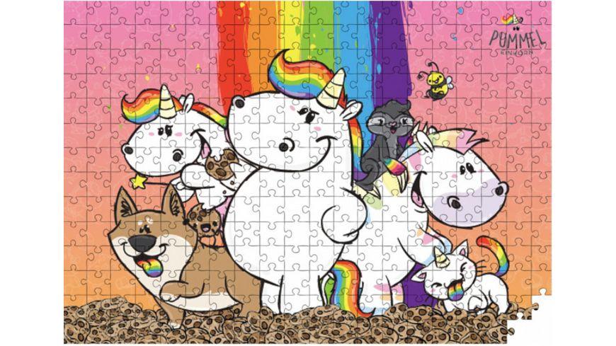 Pummeleinhorn Puzzle 1000 Teile