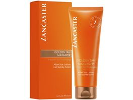 LANCASTER Sun After Sun Golden Tan Maximizer Body Lotion