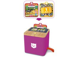 tigerbox TOUCH lila Hoerbox fuer Kids
