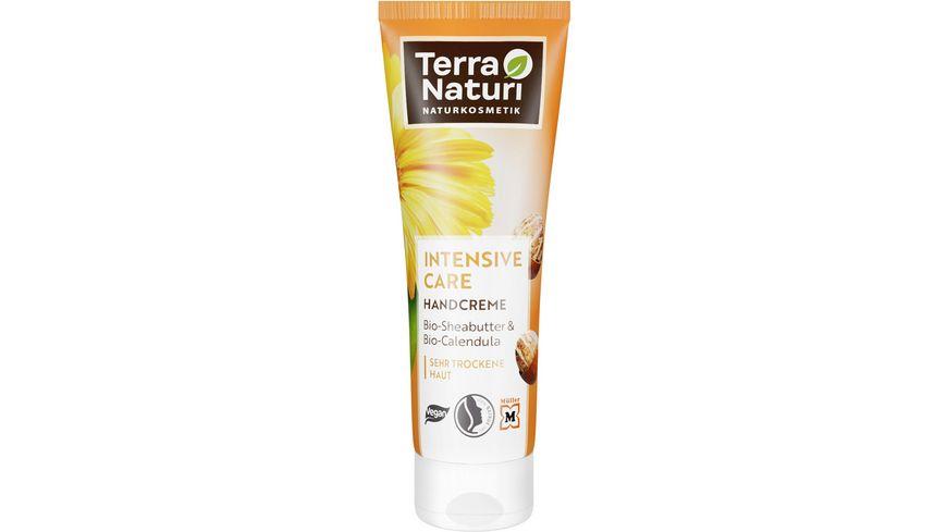 Terra Naturi Intensive Care Handcreme Bio-Sheabutter & Bio-Calendula