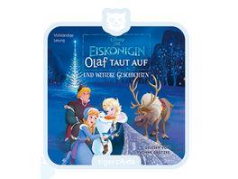 tigerbox tigercard Disney Die Eiskoenigin Olaf taut auf und weitere Geschichten