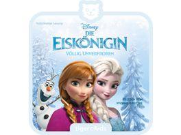 tigerbox tigercard Disney Die Eiskoenigin voellig unverfroren