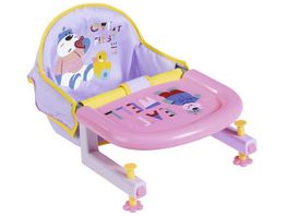 Zapf Creation BABY born Tischsitz 828007