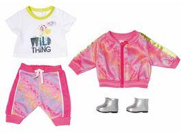 Zapf Creation BABY born Trendiges Pink Set 43 cm