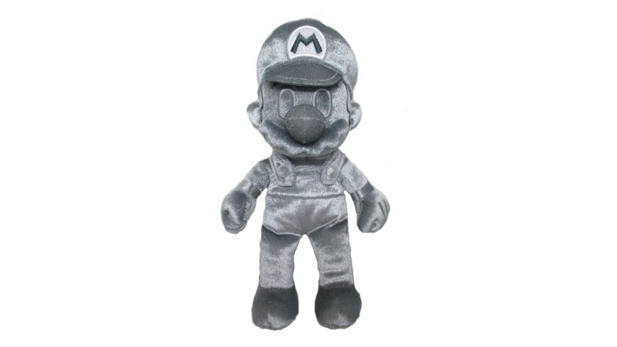 Nintendo Mario metall