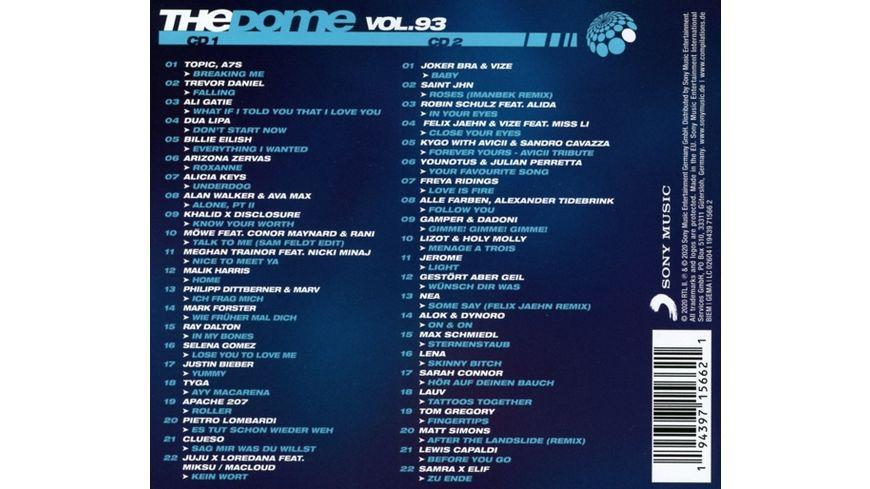 The Dome Vol 93