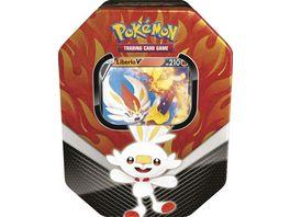 Pokemon Sammelkartenspiel Tin Box Galar Partner Nr 83 Liberlo