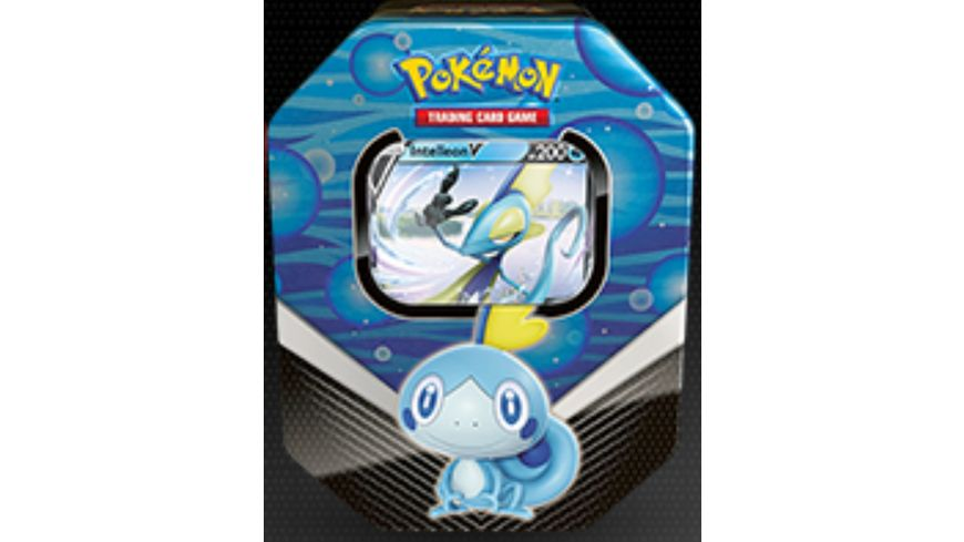 Pokemon Sammelkartenspiel Tin Box Galar Partner Nr 84 Intelleon