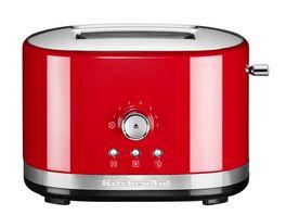 KitchenAid Toaster mit manueller Bedienung empire rot